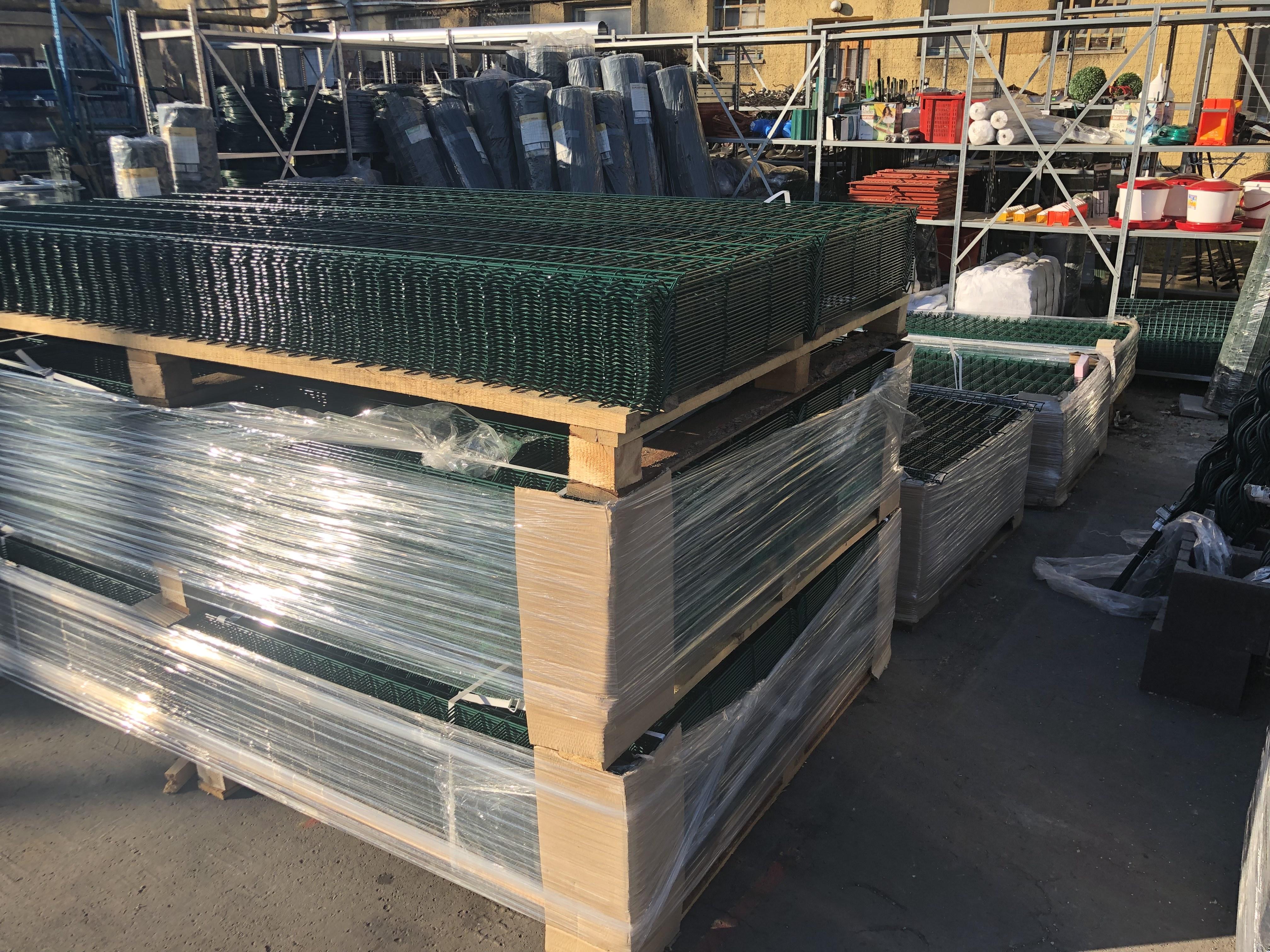 Stavebniny, ploty, tvárnice